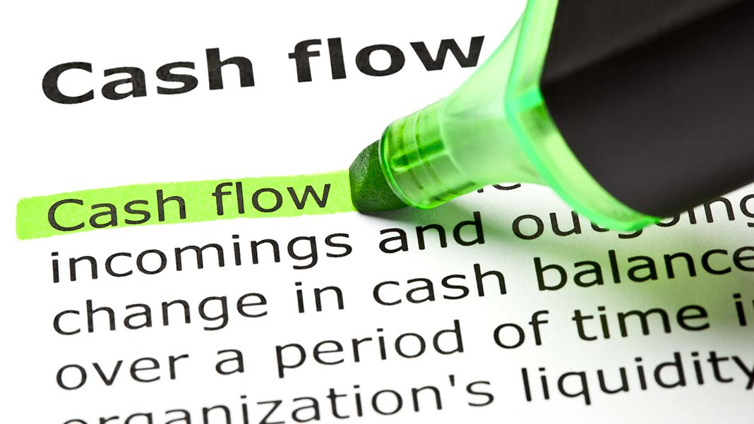Standard Business Plan Financials: Important Cash Flow Vocabulary