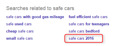 SERP Suggestions