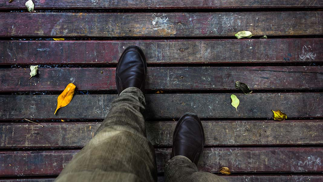 The Secret to Putting Your Best Foot Forward