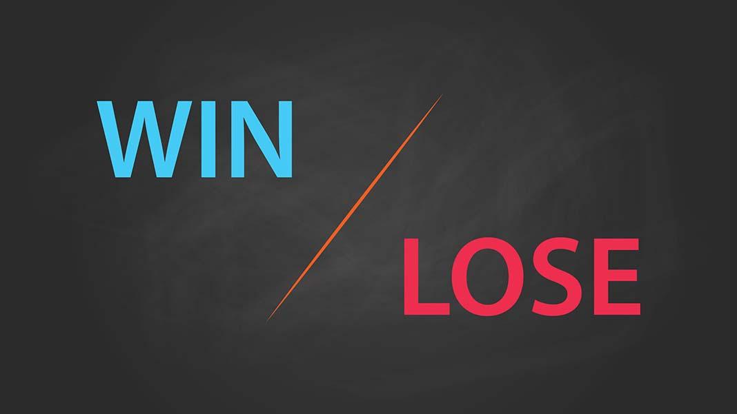 Win Fast, Lose Faster