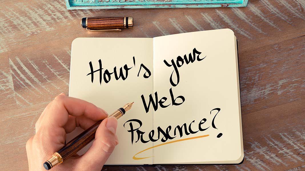 5 Ways to Improve Your Online Presence