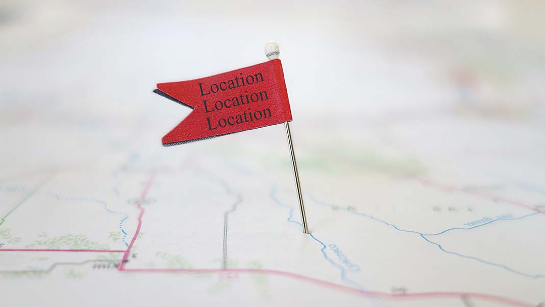 How to Choose a Location for Your Small Business
