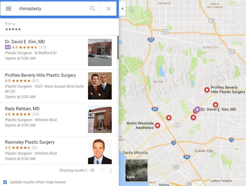 rhinoplasty-search