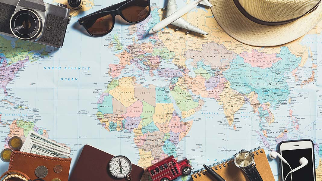 How Traveling Can Help You Become a Better Entrepreneur
