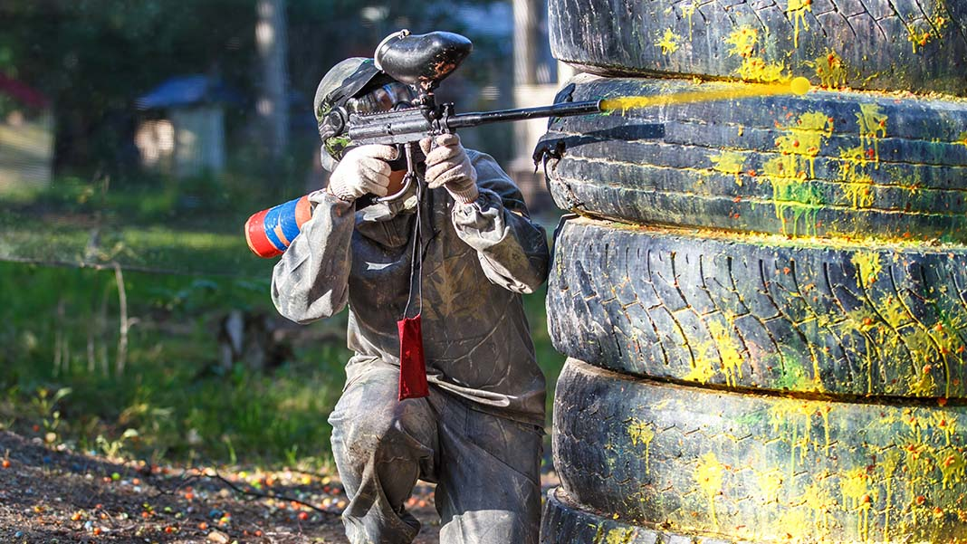 How a Paintball Career Paved the Way for a High-Quality Business Model