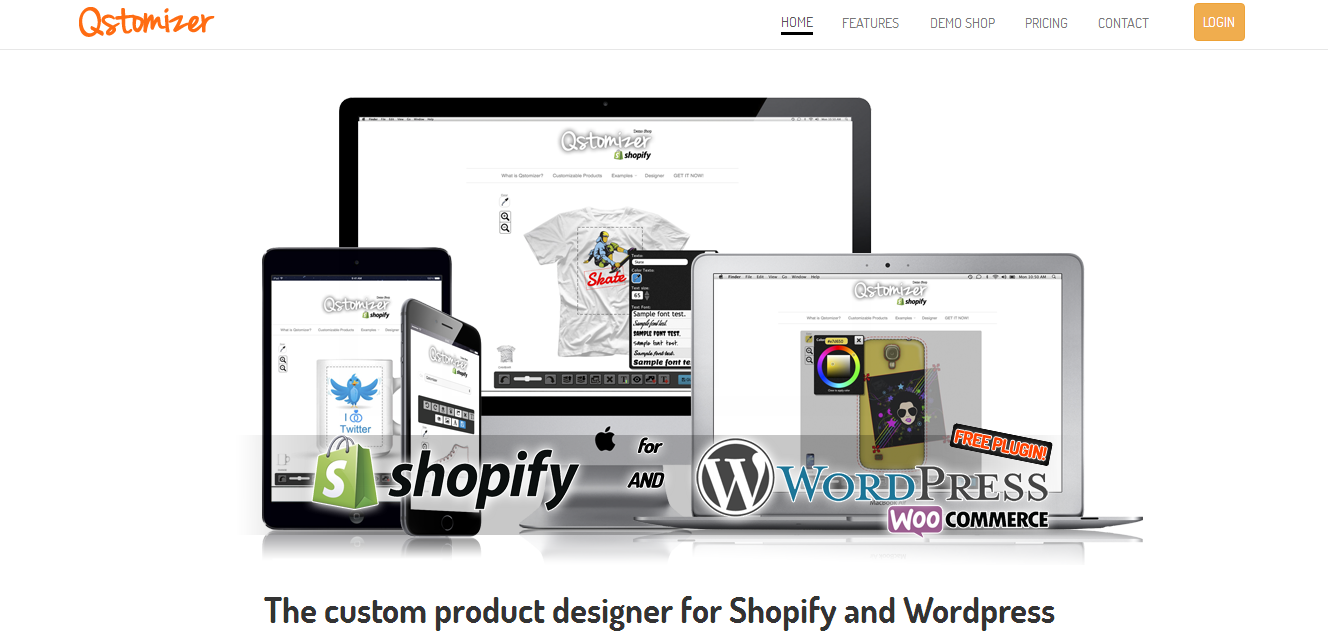 Top online custom product design tool software providers Online design tool