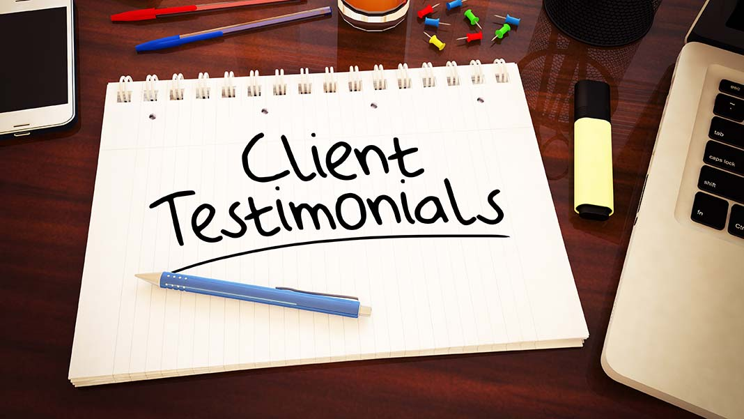 6 Types of Testimonials to Boost Sales