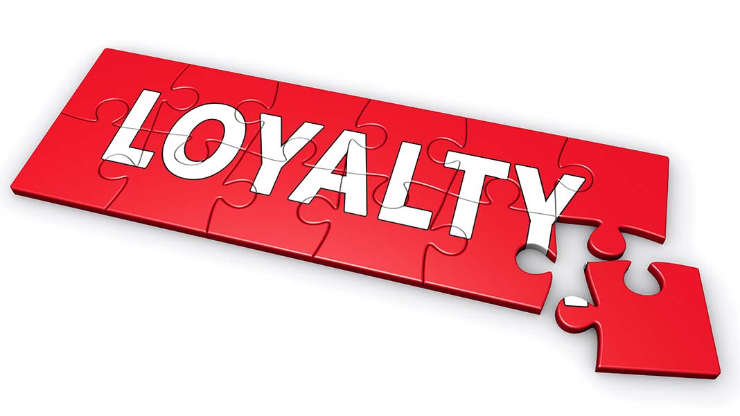 Who Cares About Customer Loyalty?