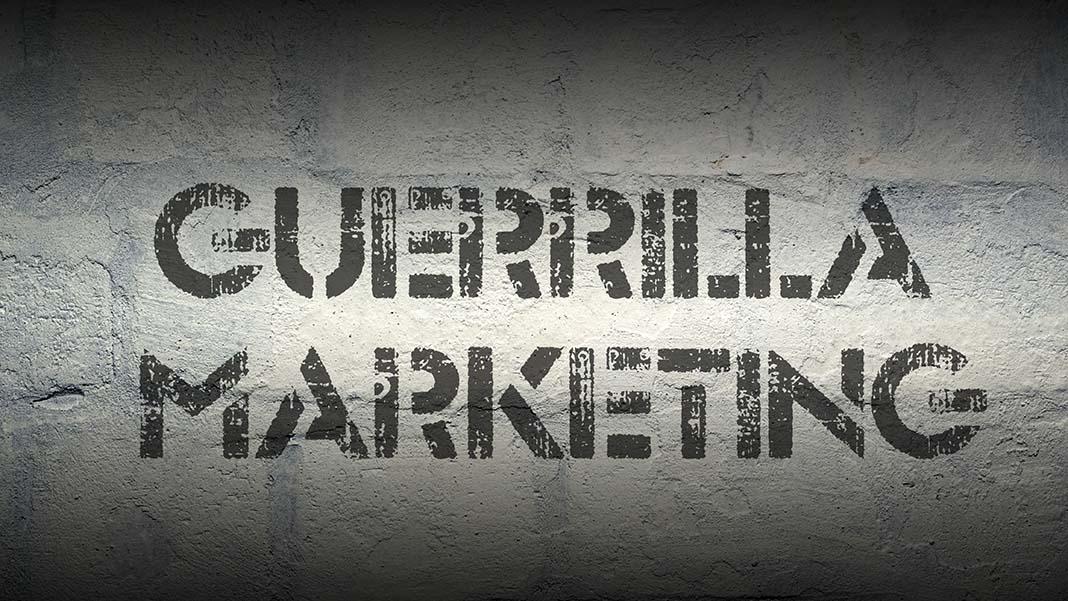 8 Inspiring Guerrilla Marketing Examples