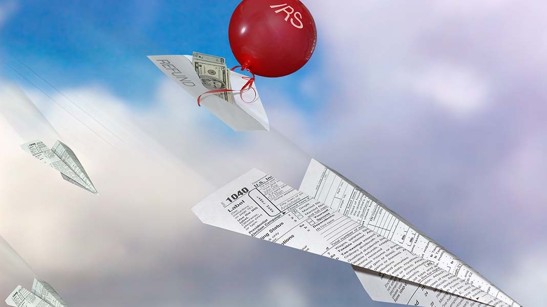 Tax Refund Coming Your Way? 10 Frivolous Ways to Spend the Money