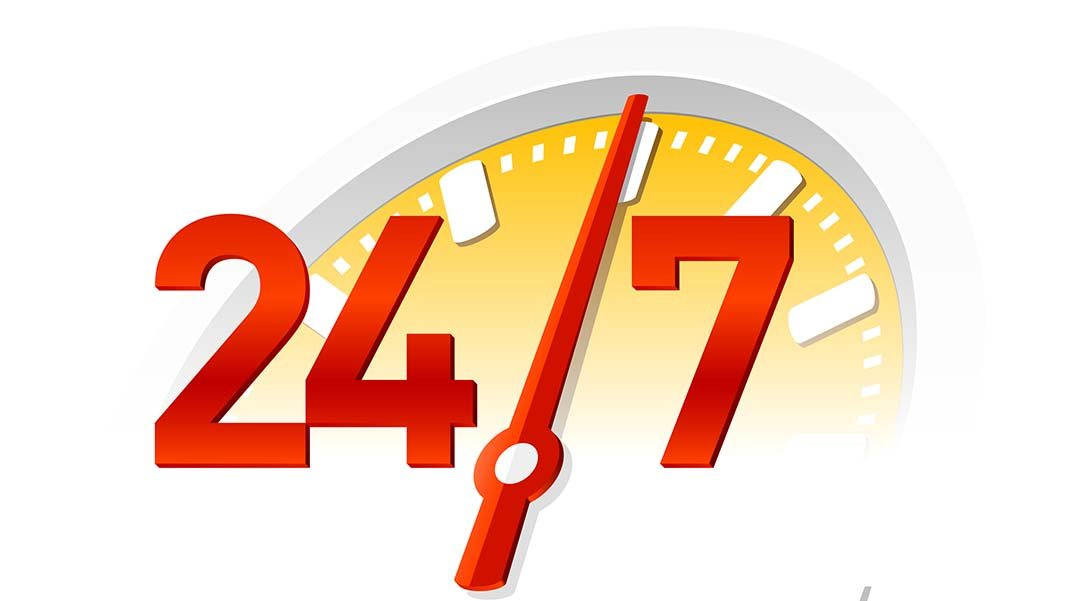 How Being Available 24/7 Can Improve Your Business
