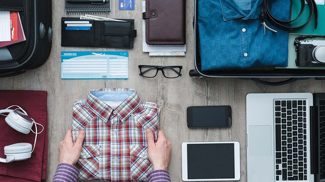 Always Prepared: What Every Professional Needs to Have on a Business Trip
