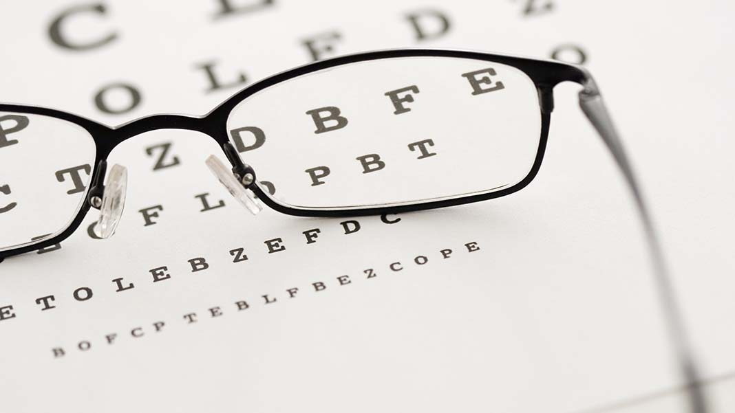 Here are 10 Vision Tests for Your Success