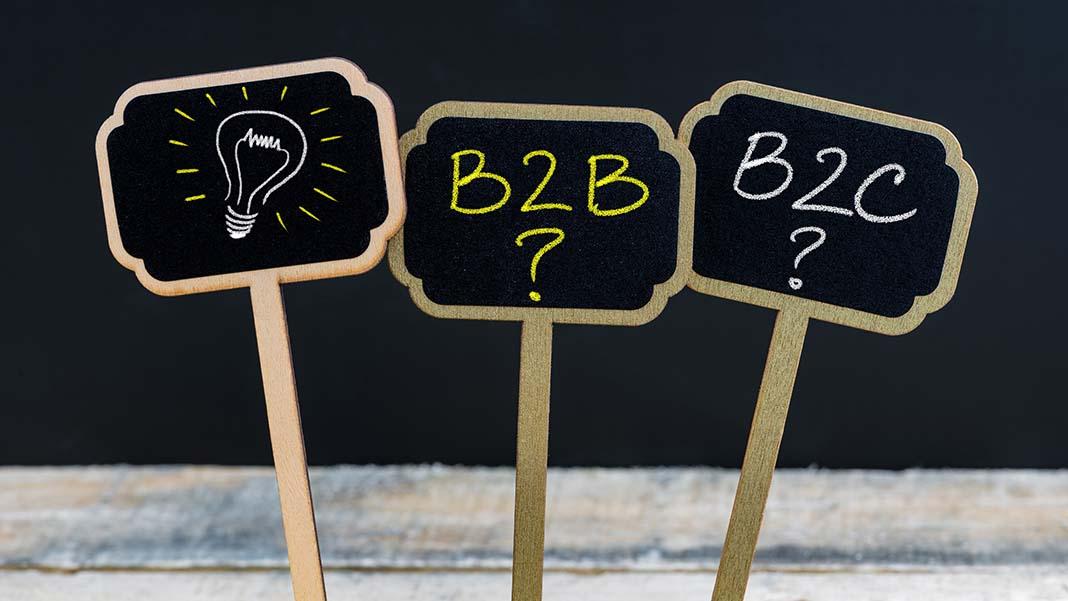 Making B2B More Like B2C Sales?