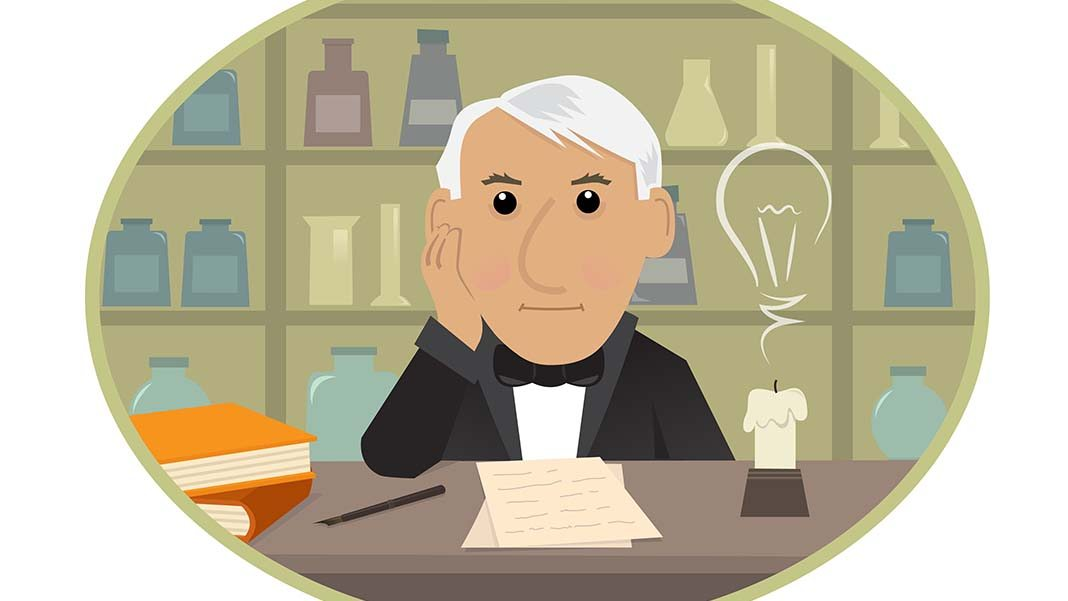 Respect: Thomas Edison's Accomplishments Go Beyond the Bulb to Modern R&D