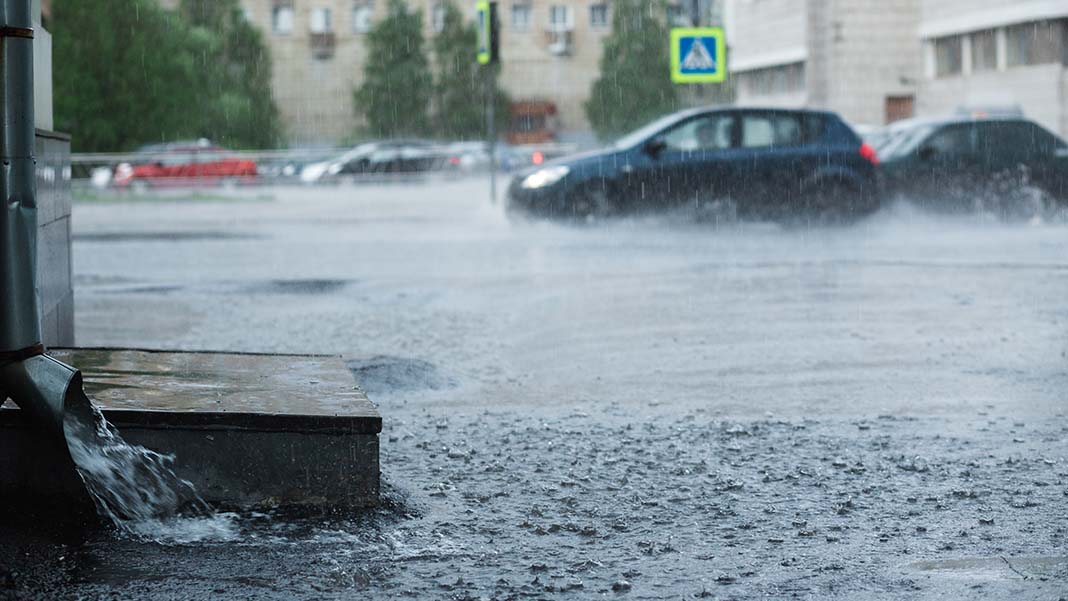 How to Protect Businesses When It Won't Stop Raining