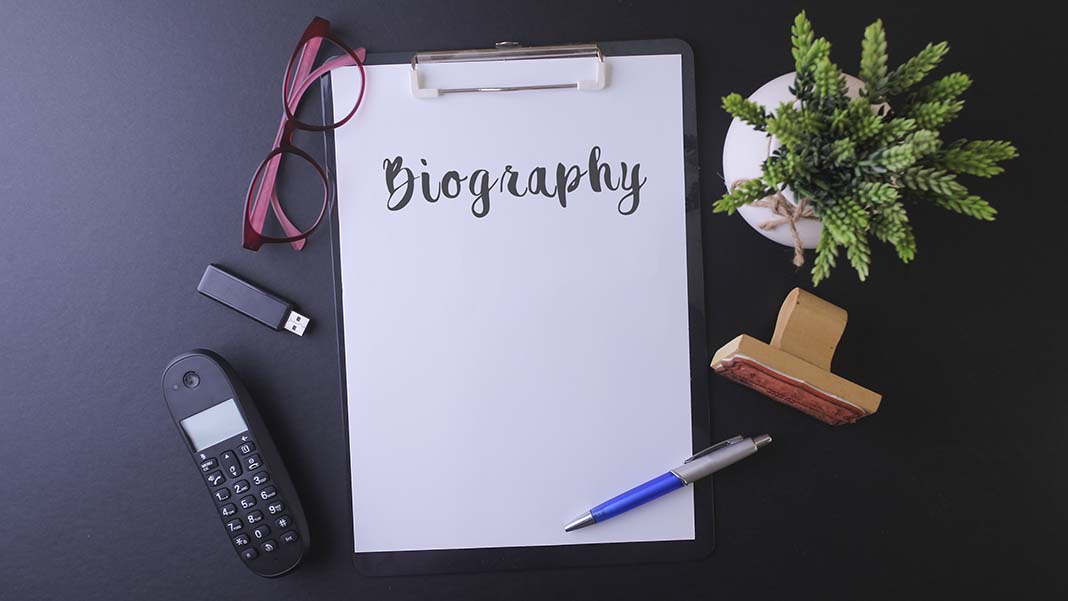 How to Write Your Professional Biography