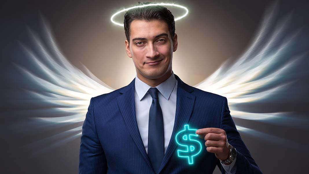 If You Can't Find an Angel Investor, Look Again, Here