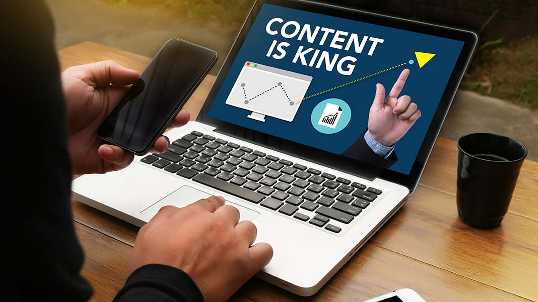 Make Content Part of Your Marketing Mix