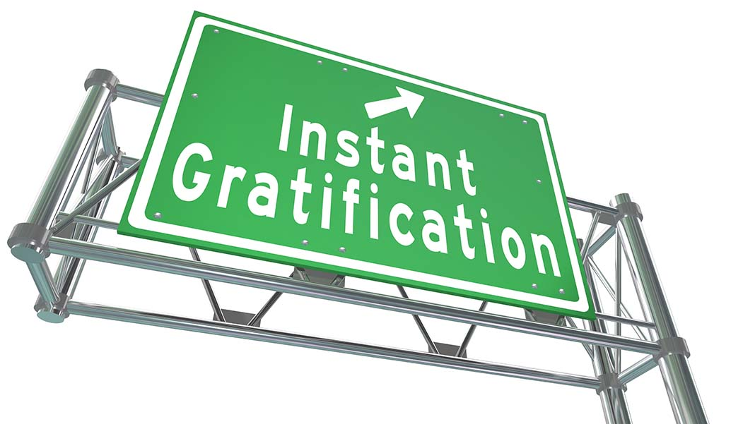 The Importance of Instant Gratification in Customer Service