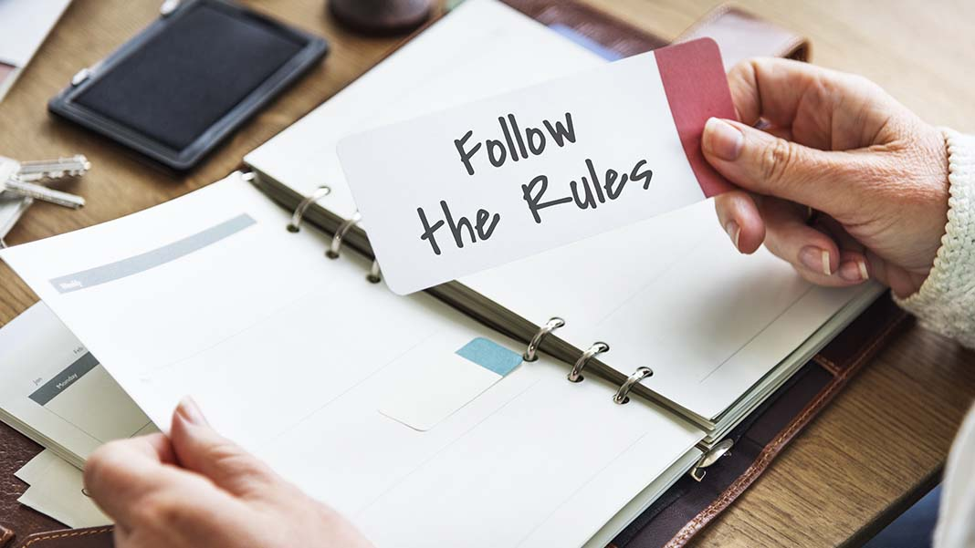 Why Employees Need Guidelines Not Just Rules