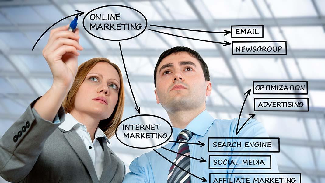 Small Biz Digital Footprint: 4 Insights into Online Marketing Strategies