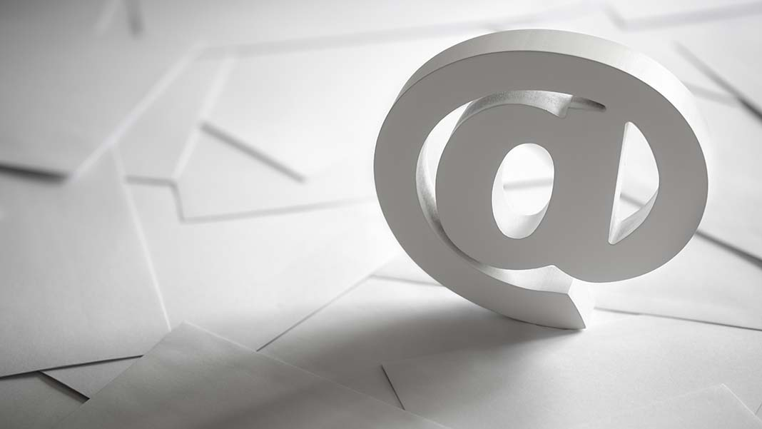 Don't Look Like an Amateur: Why a Professional Email Address Matters