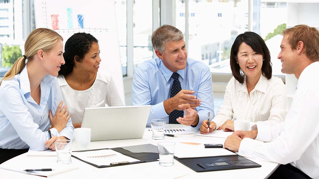 Follow These 5 Principles for More Productive Meetings