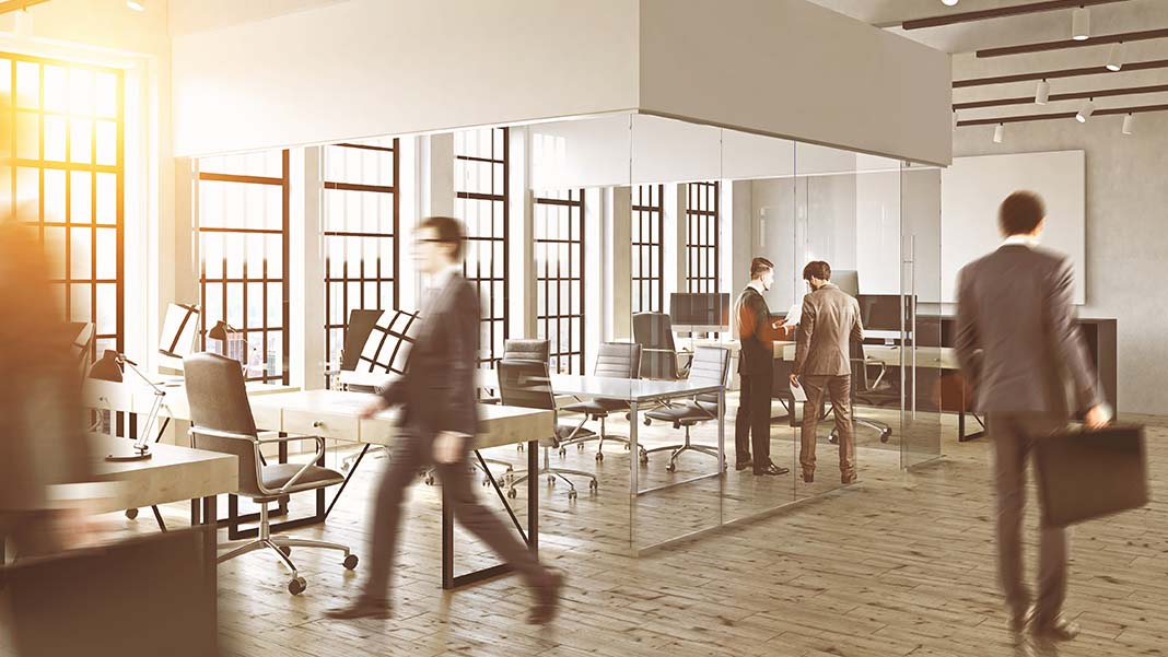 Are Millennials Killing the Modern Office?