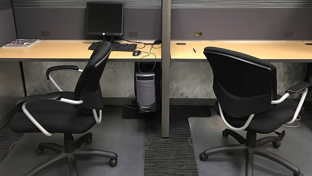 Smart Offices and the Death of the Cubicle