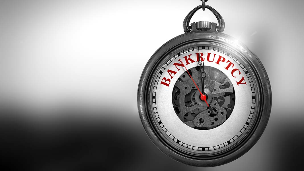 "Are You or Your Business ""Time Bankrupt""?"