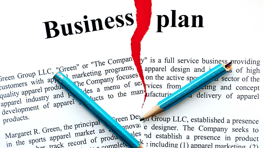 10 Most Common High Tech Business Plan Fails