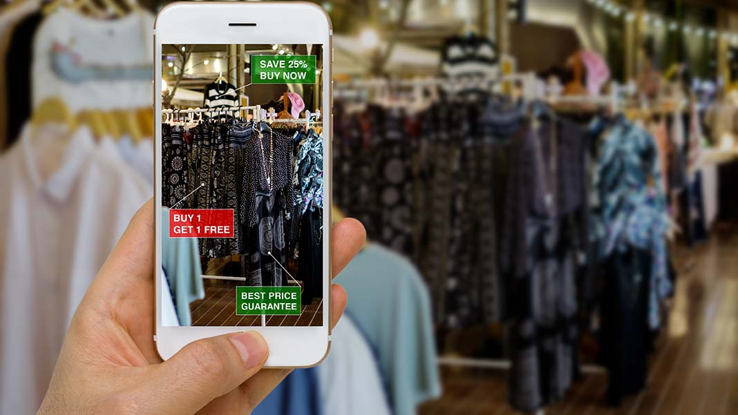 5 Reasons to Use Mobile Augmented Reality in Retail