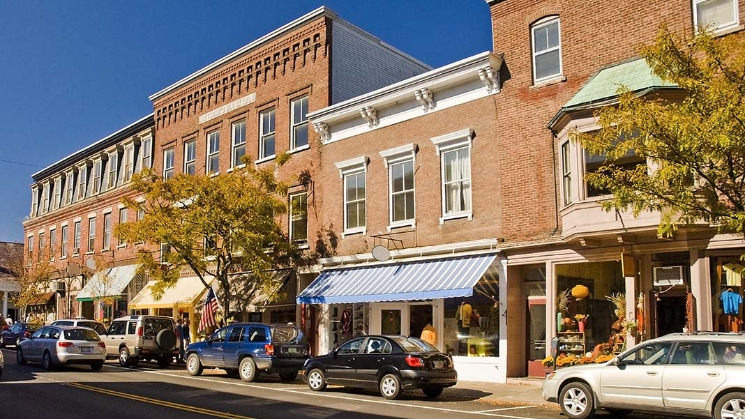 How to Make Big Money in a Small Town