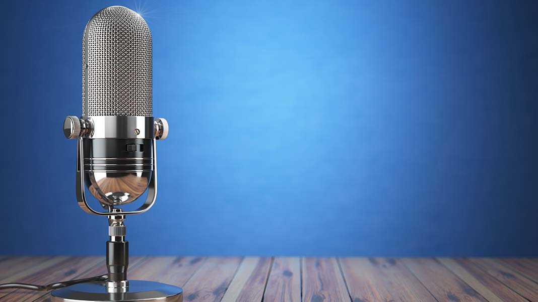Coming in Loud and Cloud: Podcasts