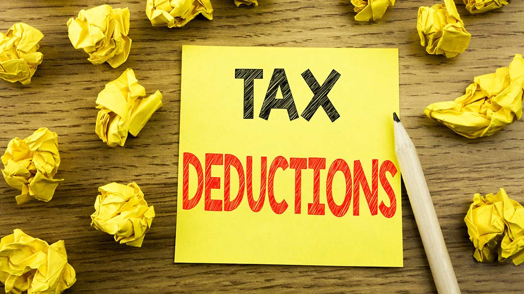 Direct Selling Tax Deductions Save $
