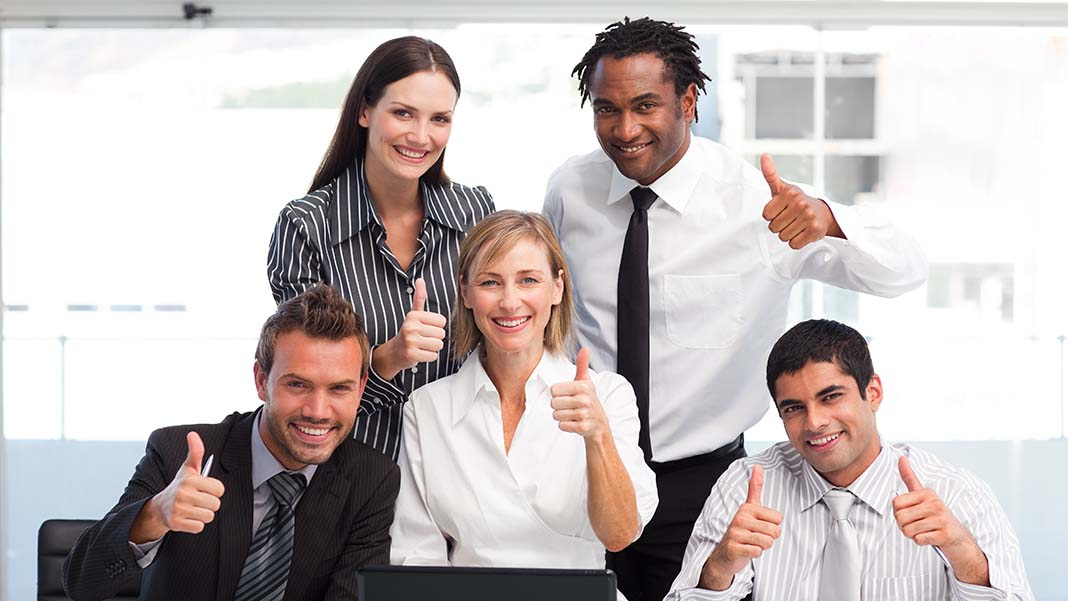 5 Secrets of Creating a Great Business Team