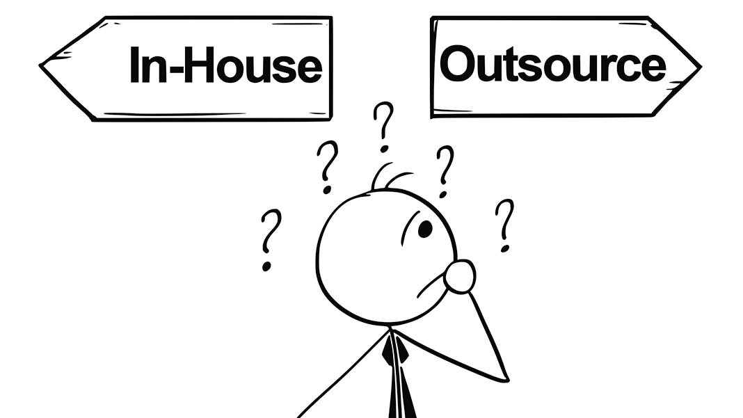 Understanding How/What to Outsource: What Makes the Most Sense
