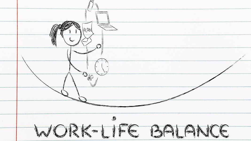 How to Pave Your Own Path to Work-Life Balance