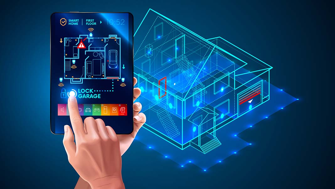 Smart Home Innovations Pave The Way For Iot Business