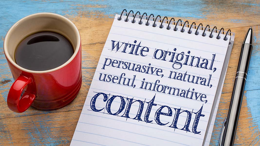Don't Write Off Content Marketing, Just Do It Right