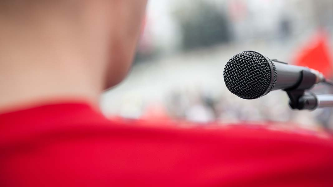 Get Started in Public Speaking for Sales Leads