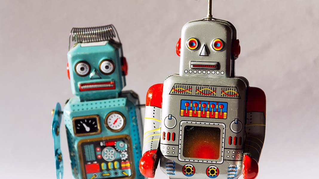 Robots: The New Tech Trend Taking Off