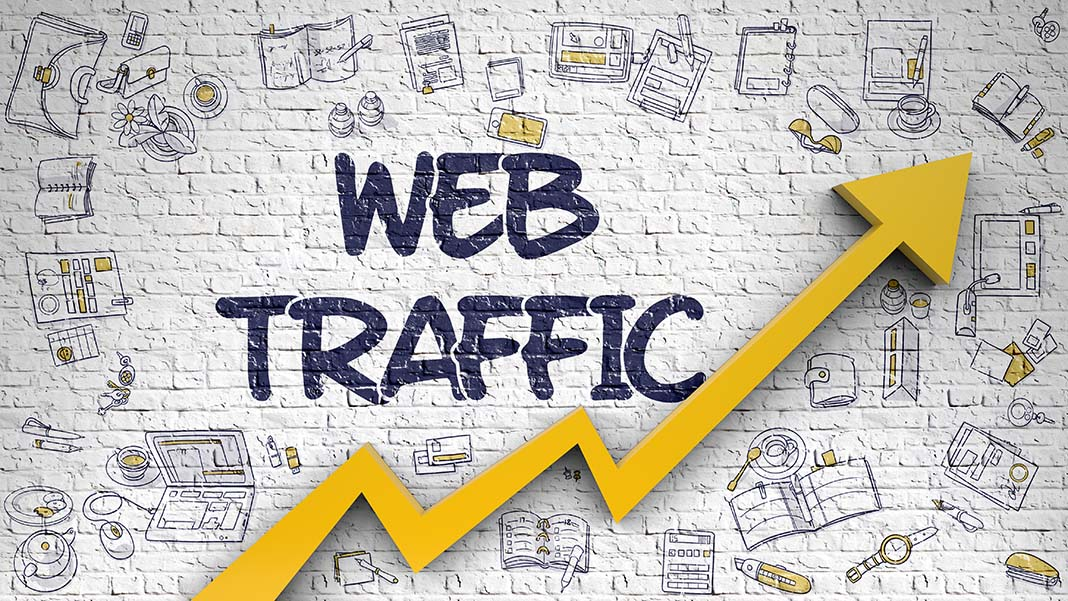 5 Ways to Increase Traffic to Your Company Website