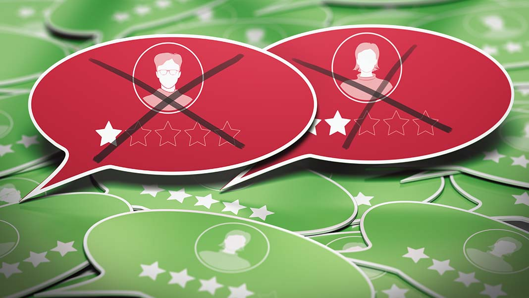 What to Do with Negative Business Reviews