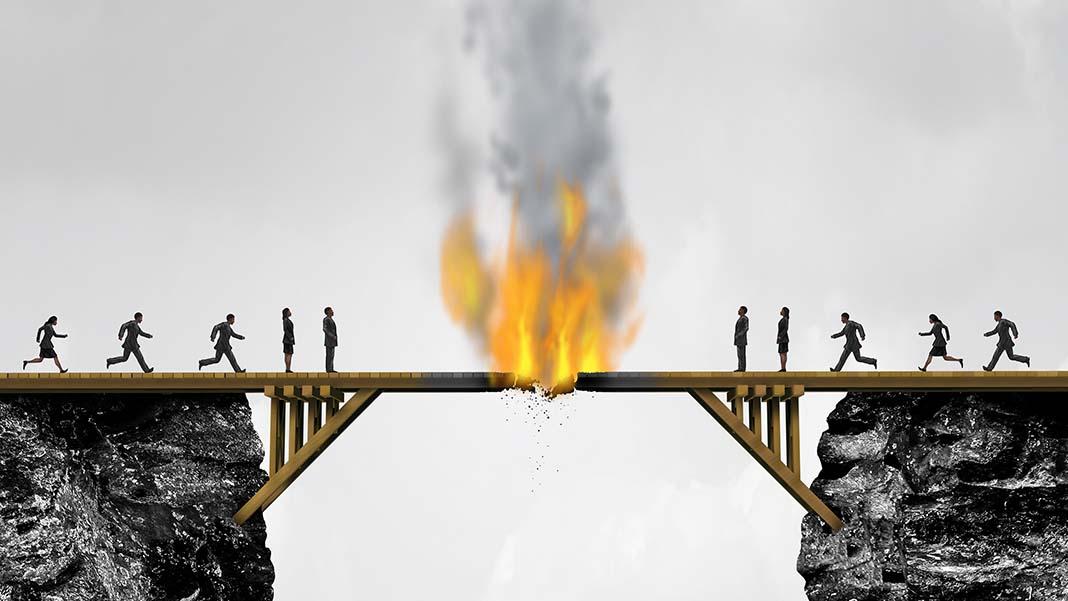 Business Ethics: When It's OK to Burn Bridges