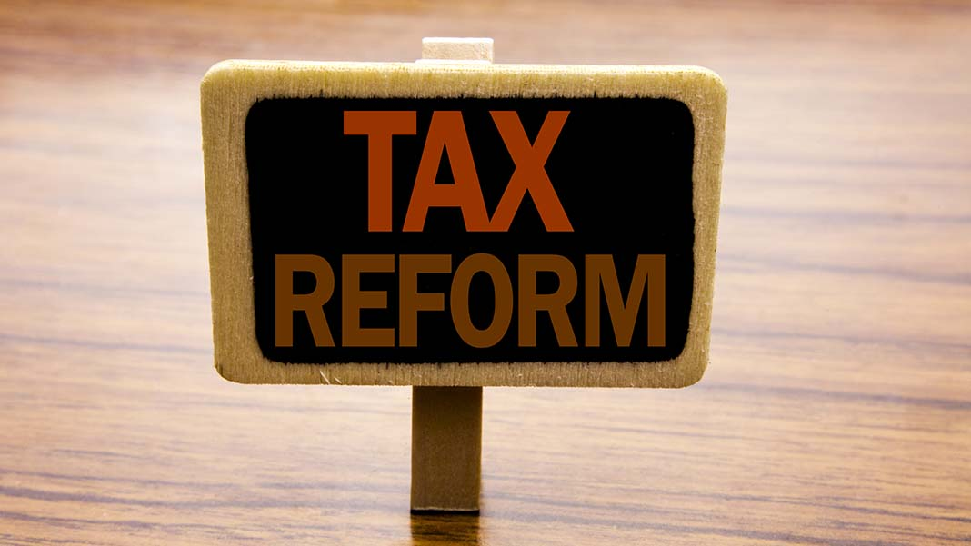 A Brief Overview on How Tax Reform Affects Choice of Entity