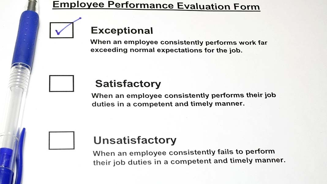 Continuous Feedback Bests Annual Performance Review