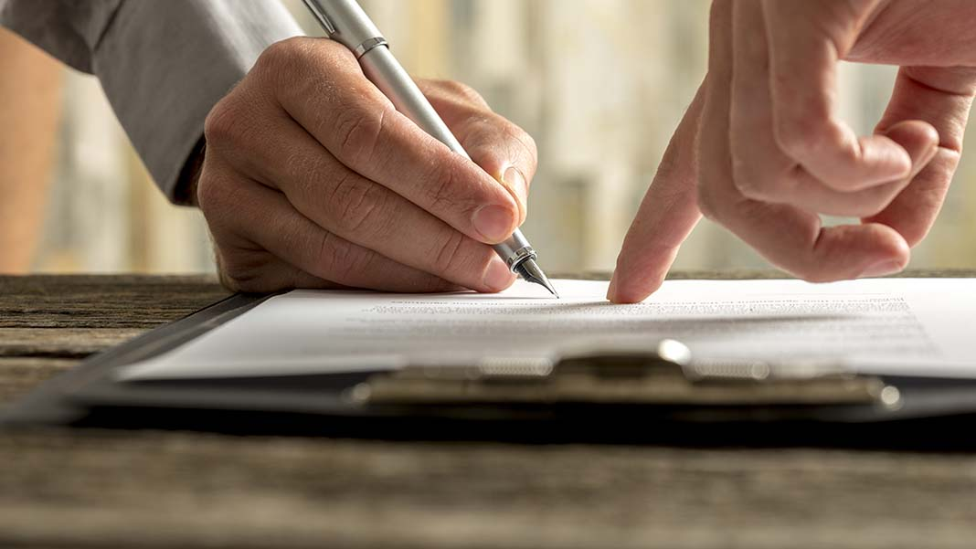 Documents Required for Corporate Entity Formation