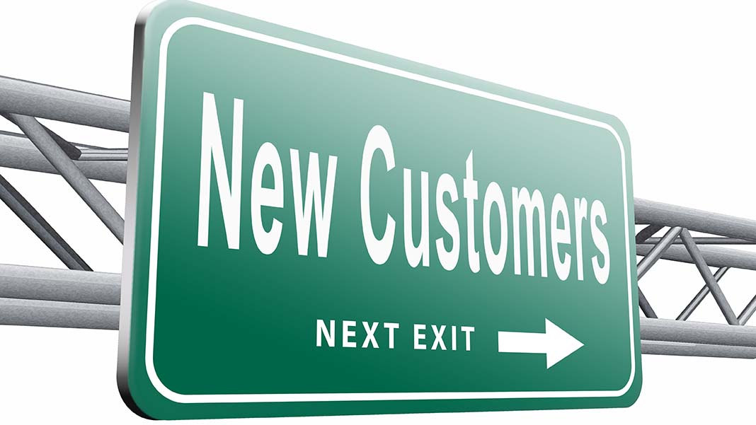 How to Build a New Customer Base